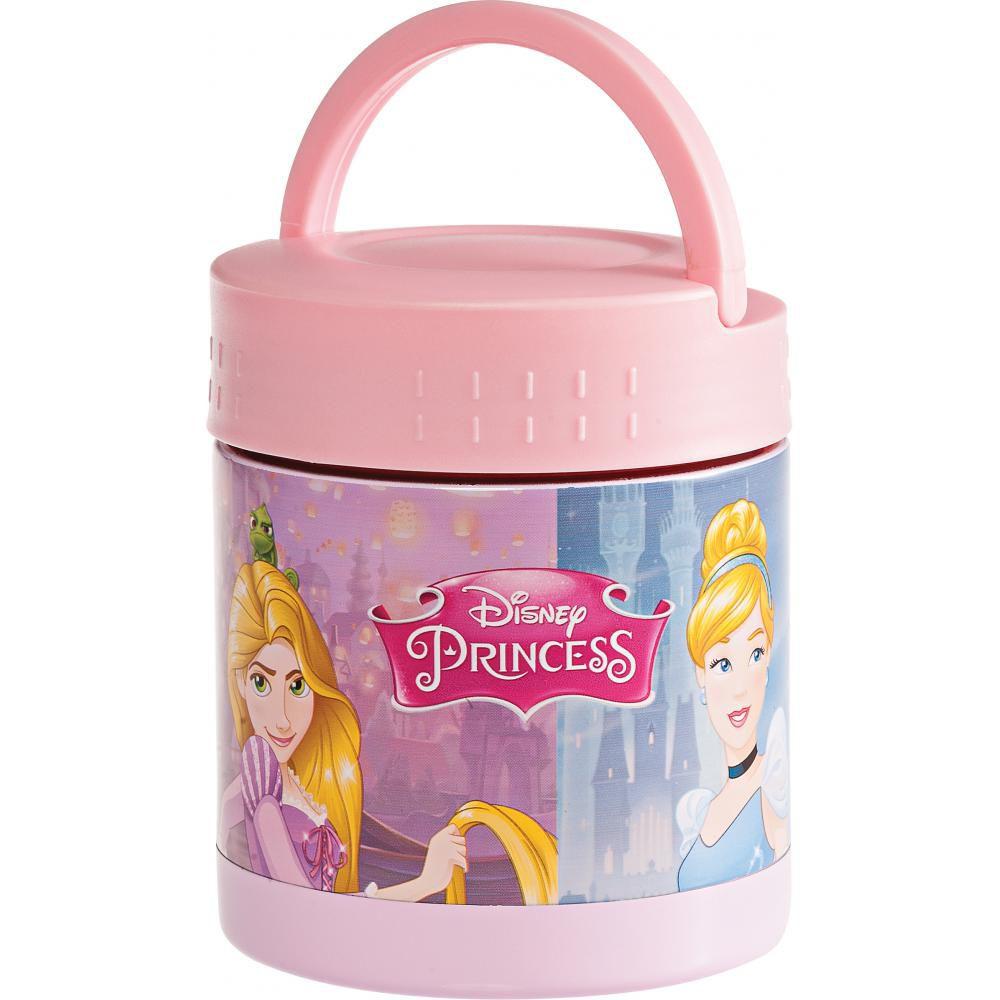 Pote Térmico Inox com Alça Princesas - Girotondo Disney