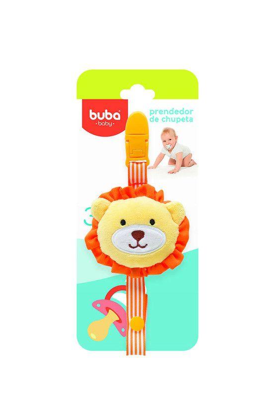 Prendedor de Chupeta Leãozinho  - Buba Baby