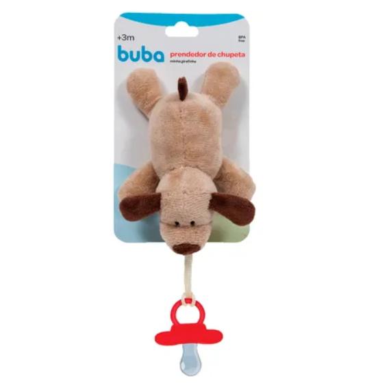 Prendedor de Chupeta Meu Cachorrinho - Buba