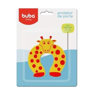 Protetor de porta girafinha - Buba Baby