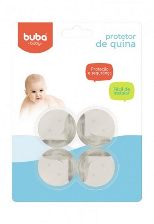 Protetor de Quina - Buba Baby