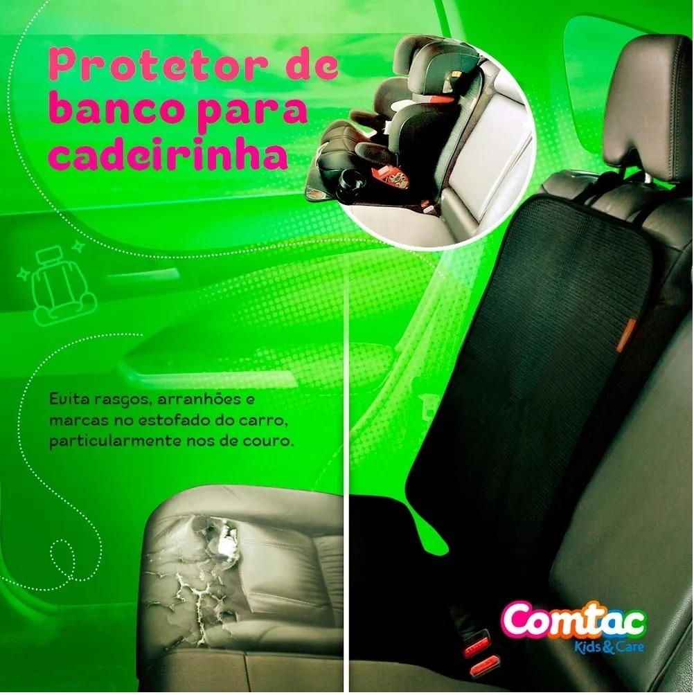 Protetor para Assento Carro - Comtac Kids