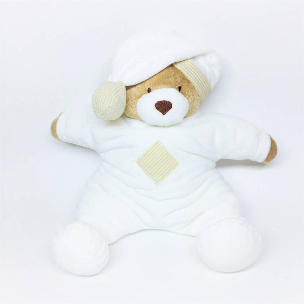 Puffy Ursinho Nino Marfin - Zip Toys