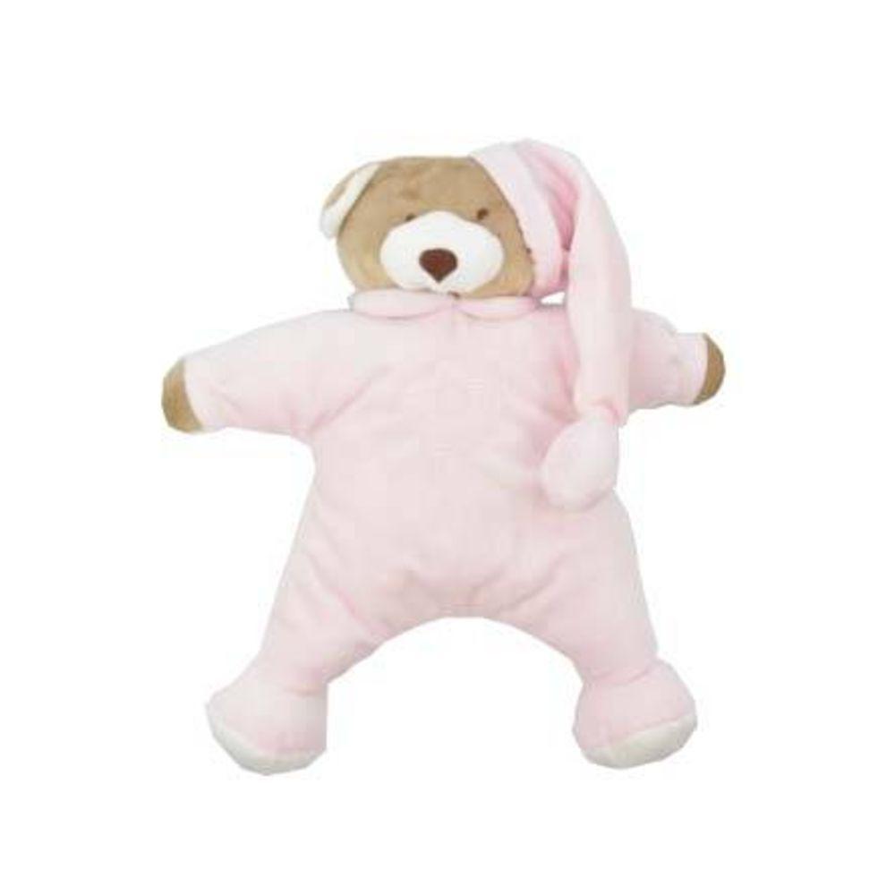 Puffy Ursinho Nino Rosa - Zip Toys