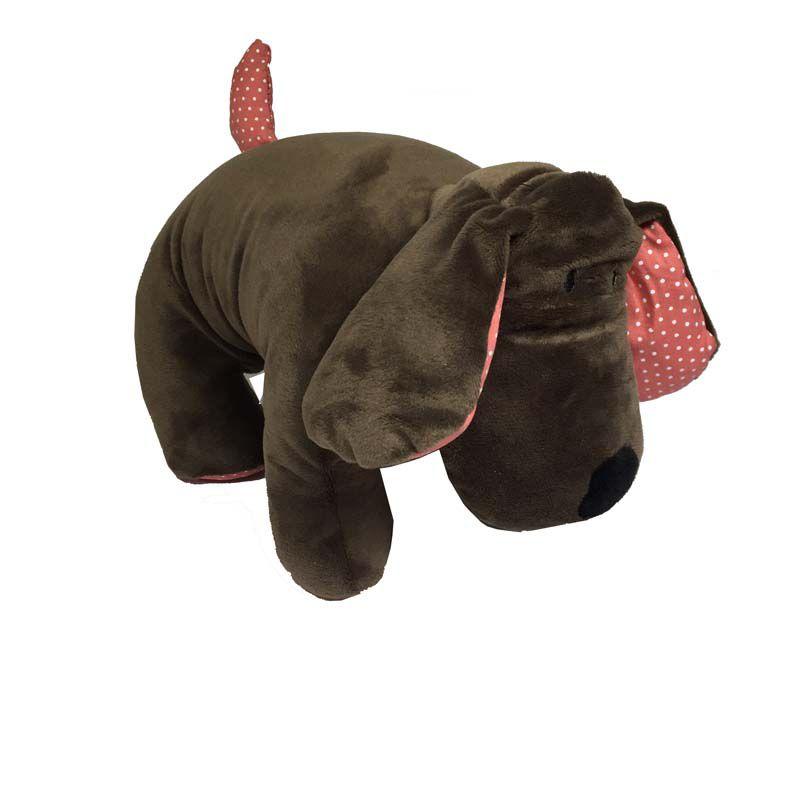 Puppet Travesseiro de Bebe Cachorro - Zip Toys