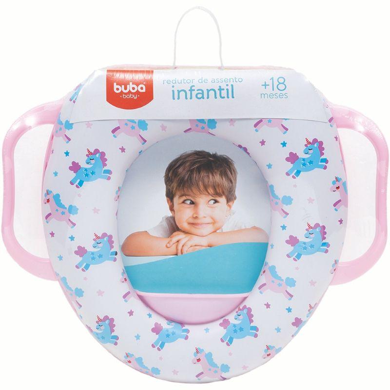 Redutor de Assento Intantil Unicórnio - Buba Baby
