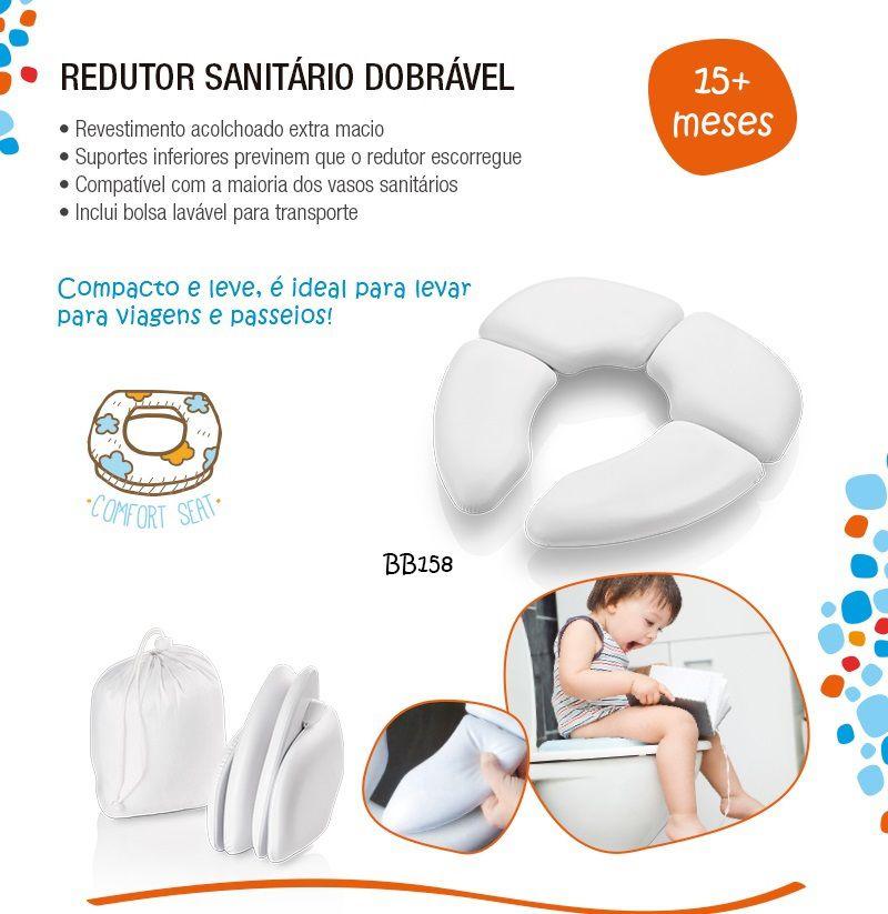 Redutor Sanitario Dobravel - Multikids Baby