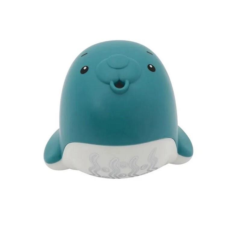 Regador de Banho Foca Azul - Buba Baby