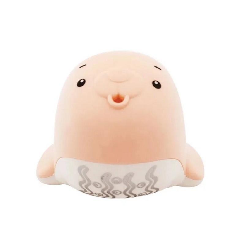 Regador de Banho Foca Rosa - Buba Baby