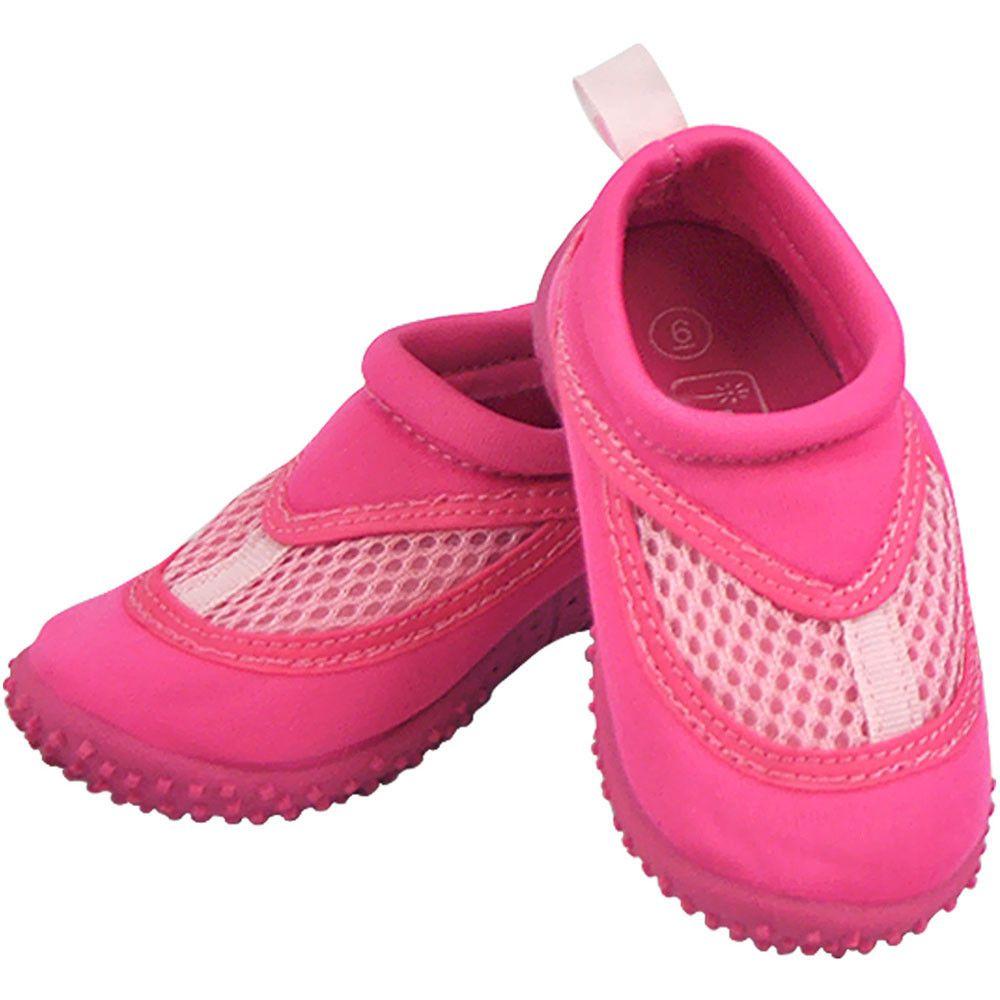 Sapatinho de Bebe Verão Rosa - IPlay