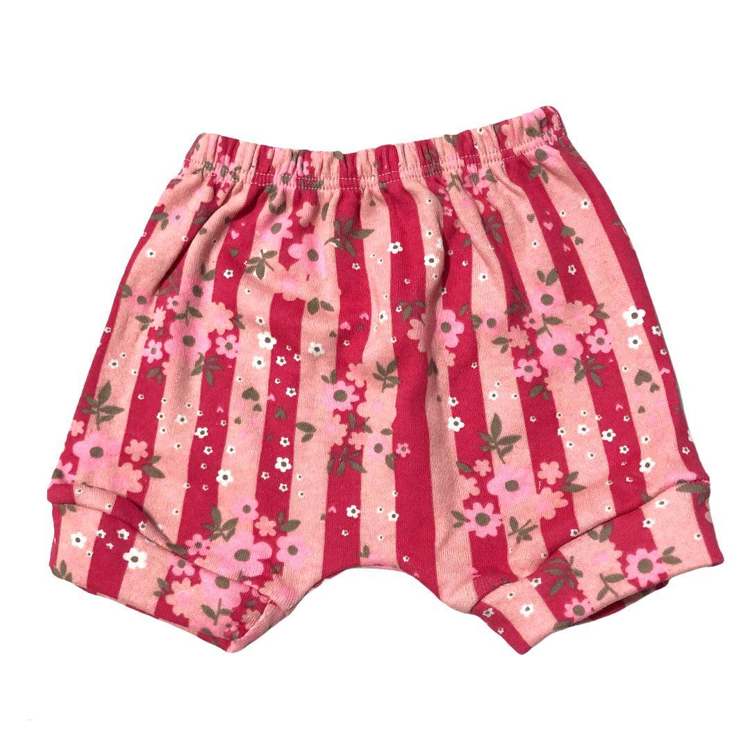 Short para Bebê Floral Rosa - Alyaht