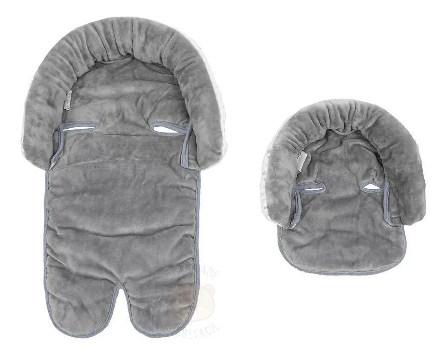 Suporte Duplo para Cabeça 2 em 1 - Buba Baby