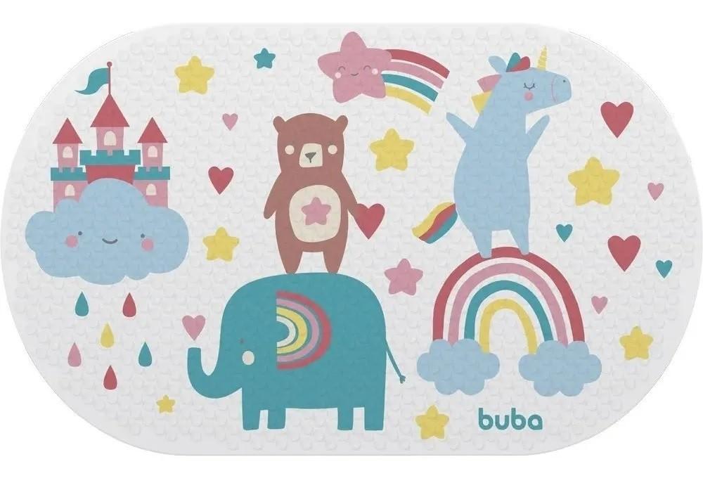 Tapete para banho Arco-ìris  - Buba Baby