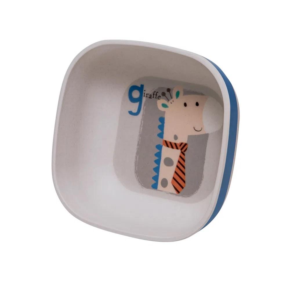 Tigela Eco Girafa - Girotondo Baby