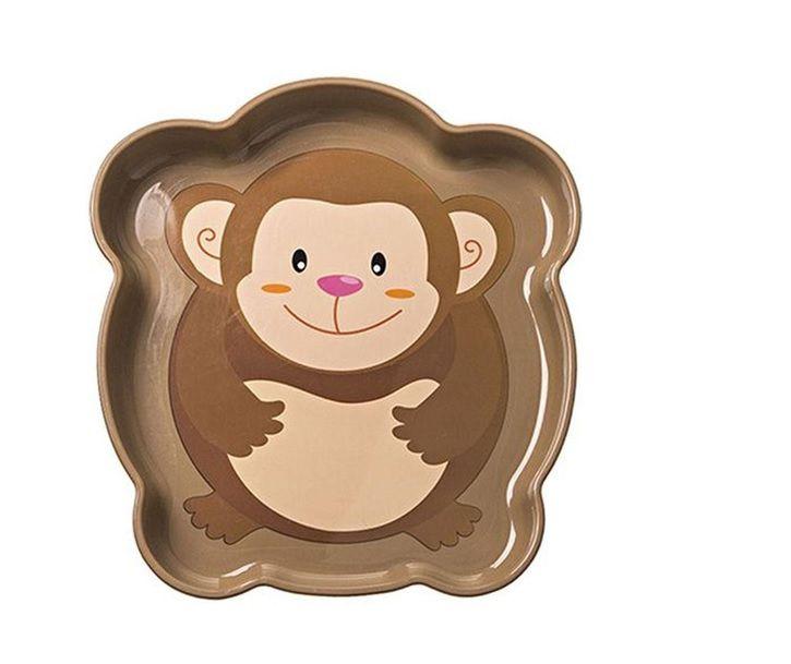 Tigela Funny - Girotondo Baby - Macaco