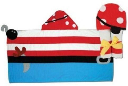 Toalha de Praia Infantil Pirata - Stephen Joseph