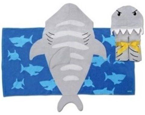 Toalha de Praia Infantil Tubarão - Stephen Joseph