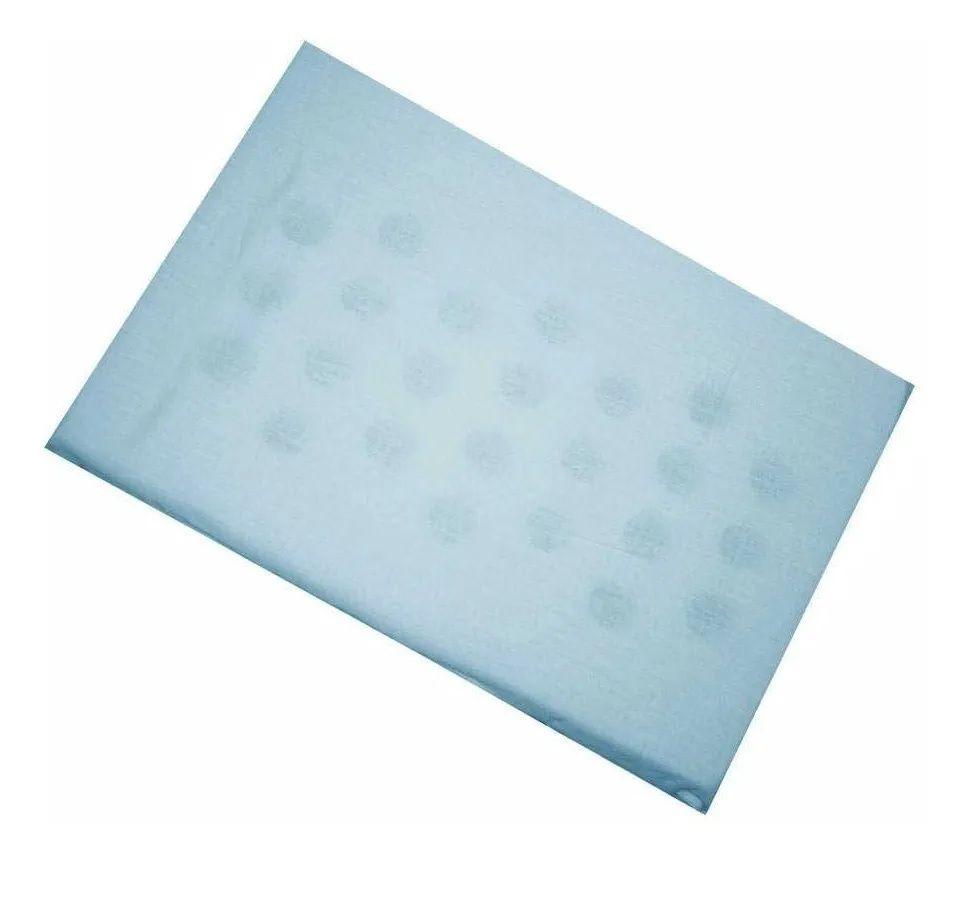 Travesseiro Caricia Antissufocante Azul - Minasrey