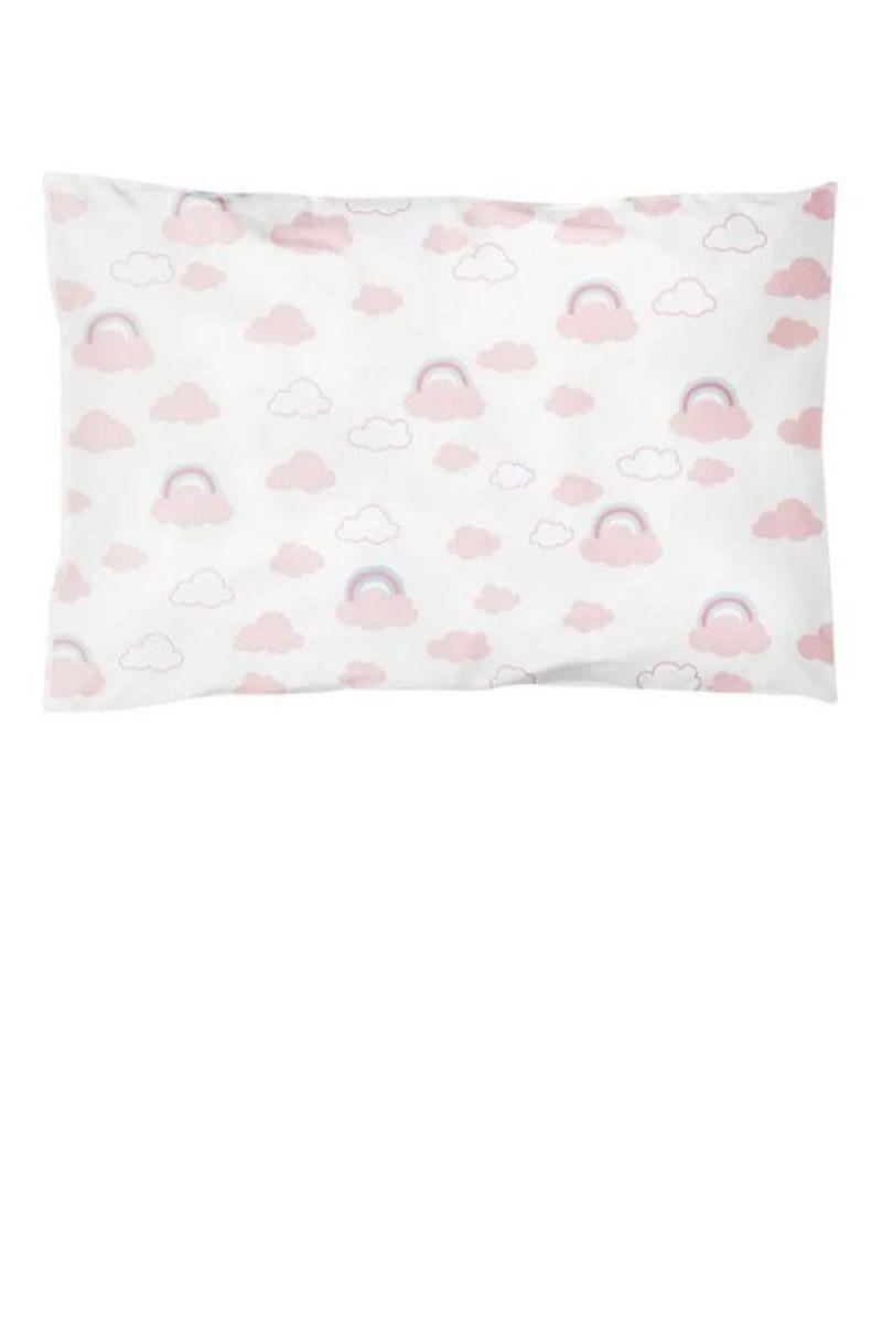 Travesseiro Estampado Baby Arco Íris - Papi Baby