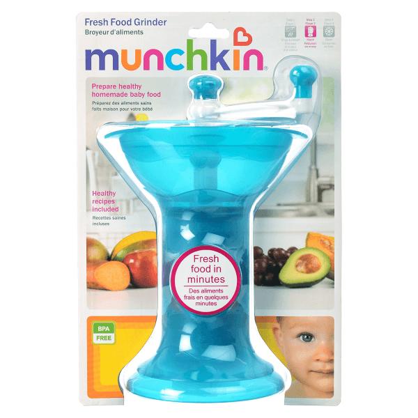 Triturador de Alimentos Manual - Munchkin