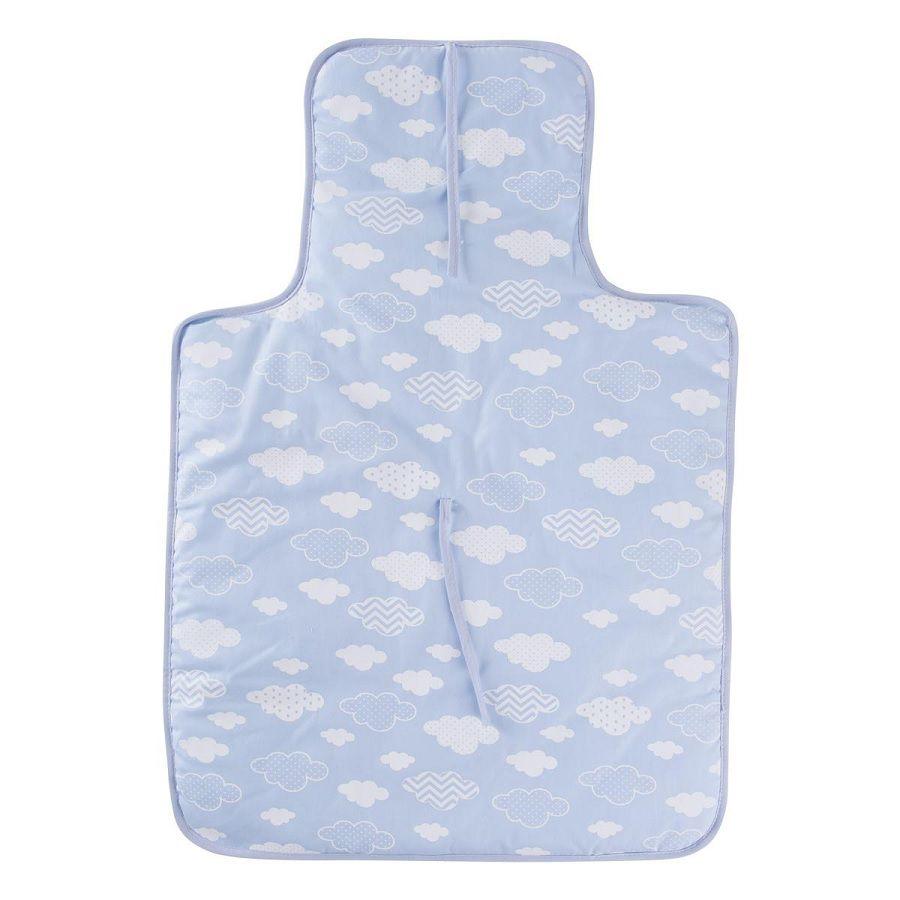 Trocador de Fraldas Portátil Azul - Baby Joy