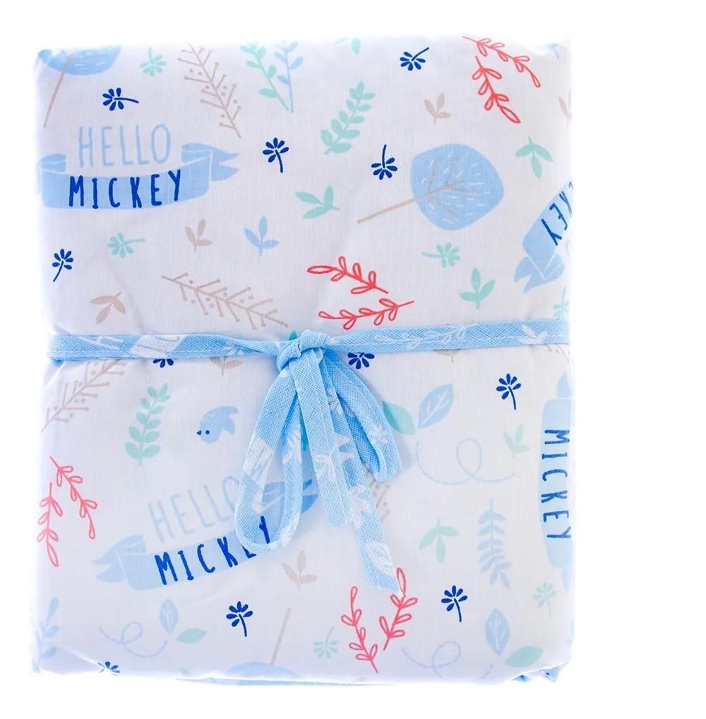 Trocador Portátil Disney Baby Mickey Azul - Minas Rey