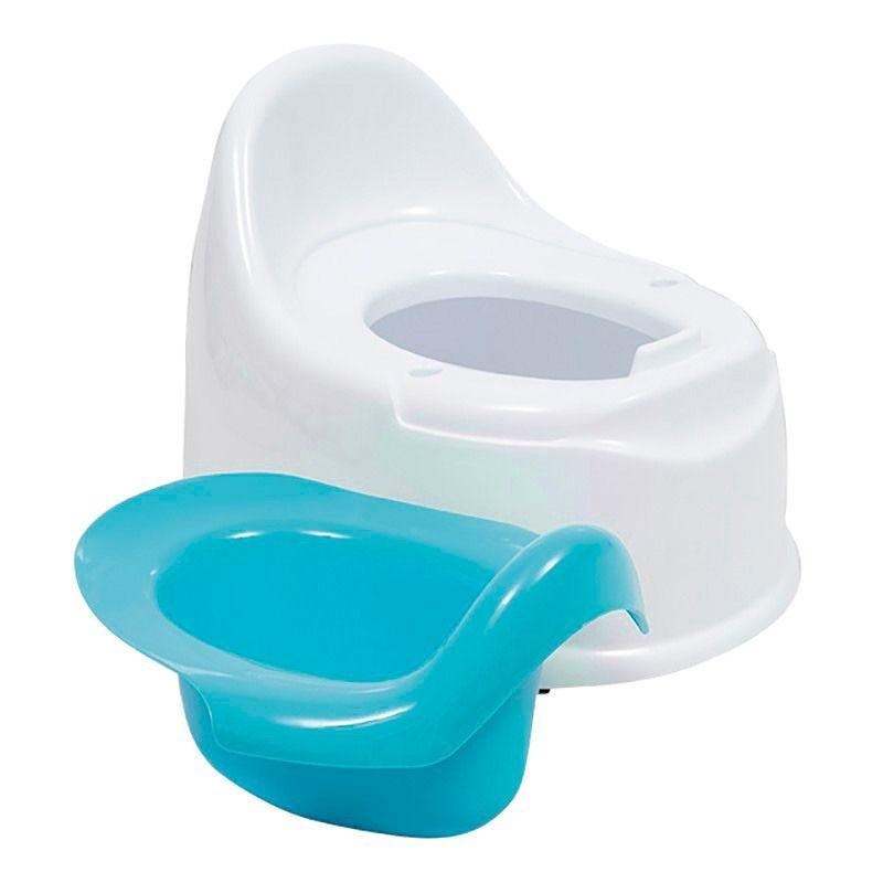 Troninho Infantil Azul - Buba Baby