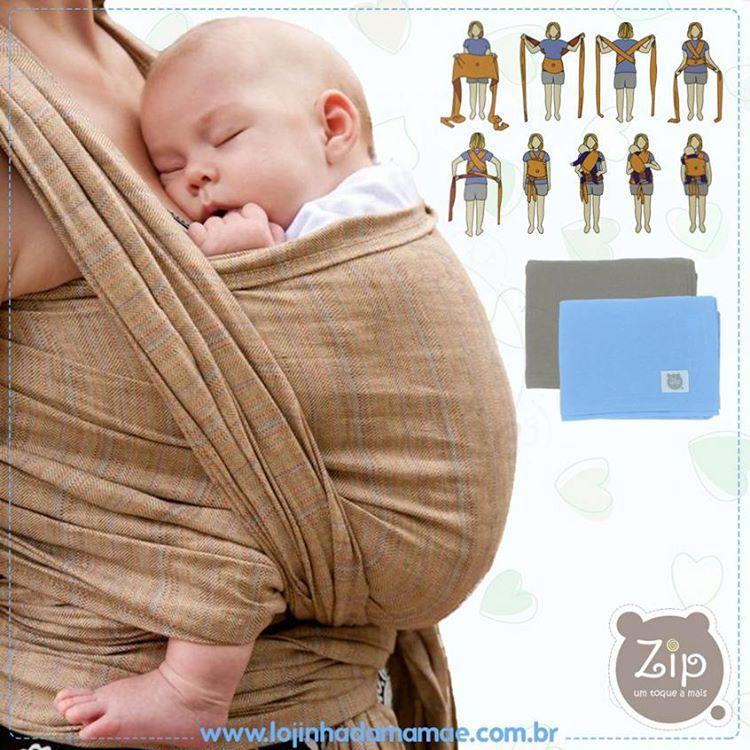 Wrap Sling Zip Toys - Amendôa
