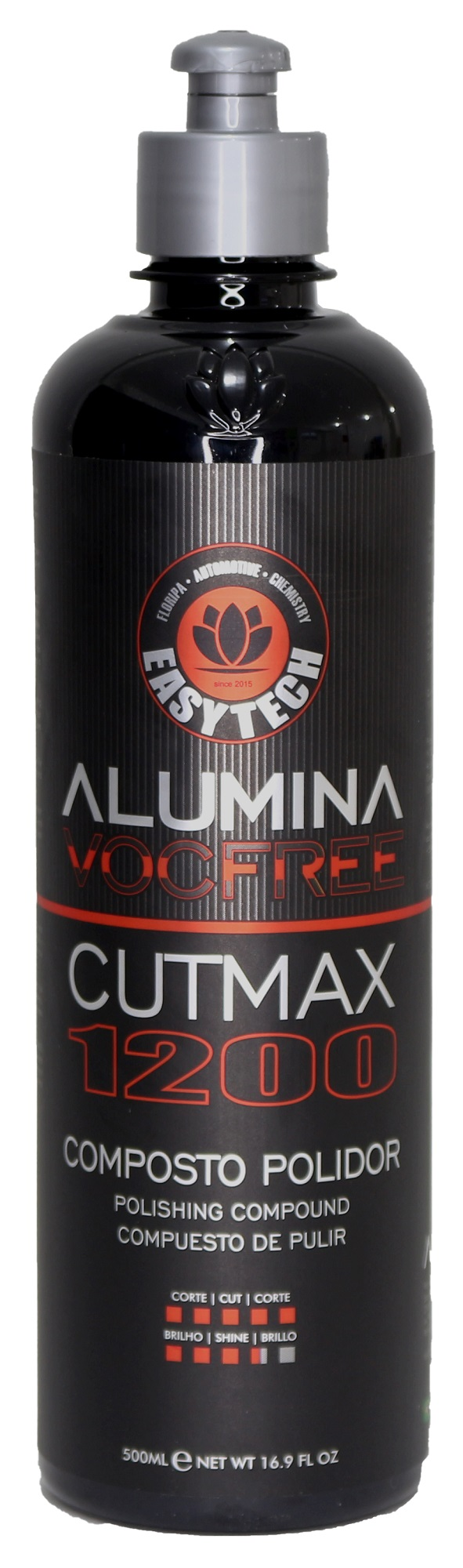 Alumina Cutmax 1200  Composto Polidor de Corte 500ML