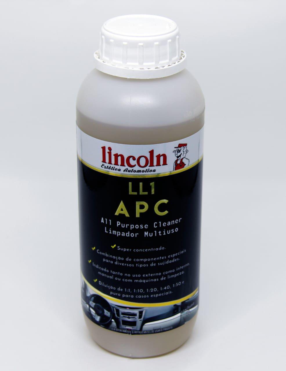APC LL1 – Multilimpador Lincoln 1 Litro
