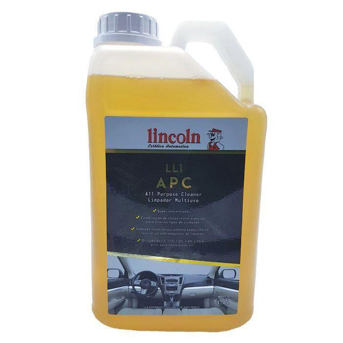 APC LL1 – Multilimpador Lincoln 3,6 Litros