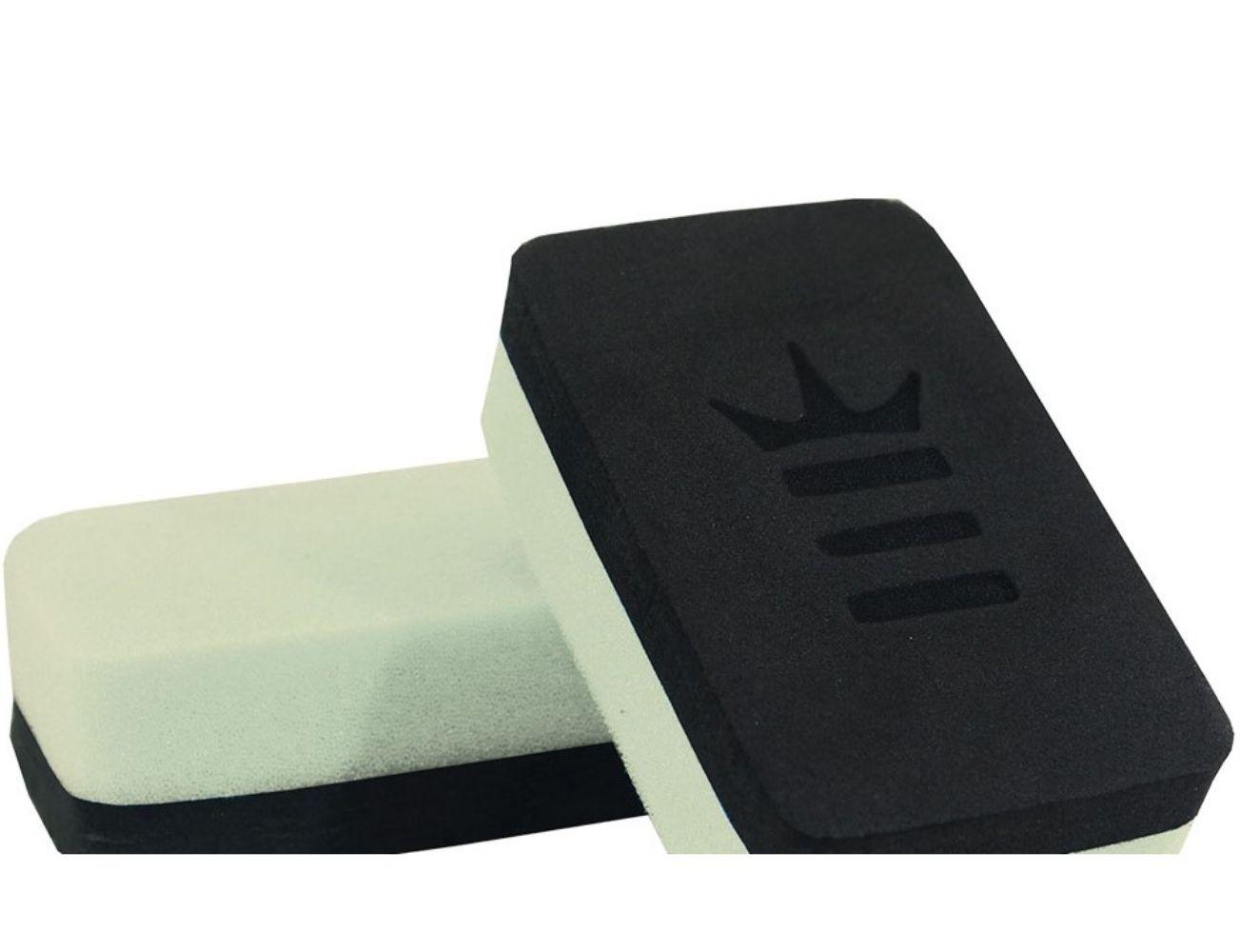 Aplicador de Espuma Resistente Solvente 2 Und Nobre Car