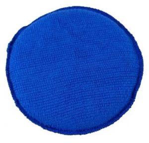 Aplicador de Microfibra Redondo 12 CM Azul