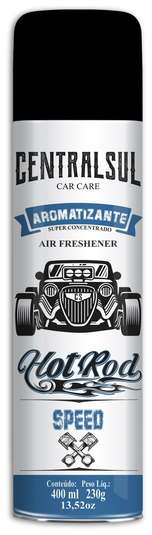 Aromatizante Hot Rot Speed Spray 400ML