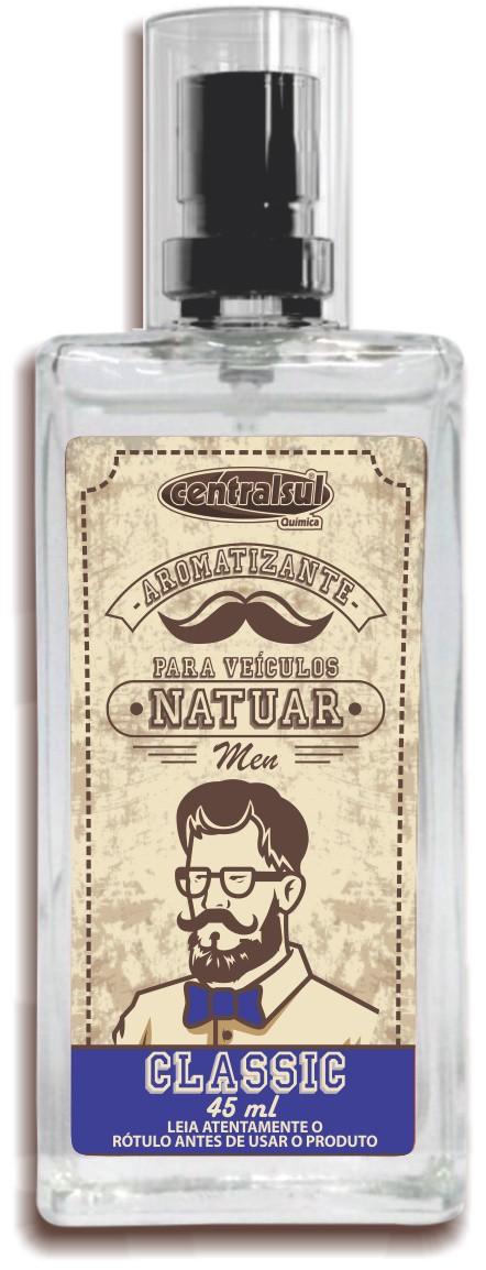 Aromatizante Natuar Men 45ml Classic