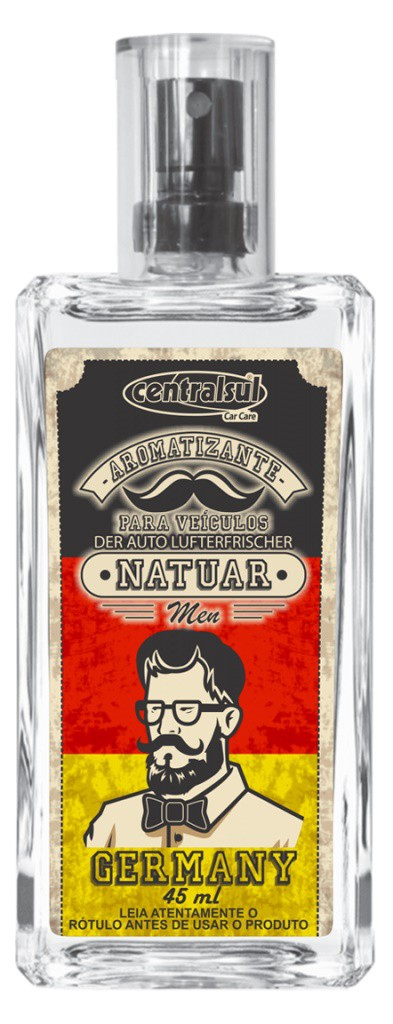 Aromatizante Natuar Men 45ml Germany