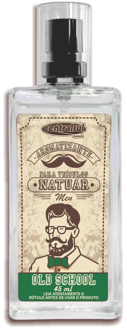 Aromatizante Natuar Men 45ml Old School