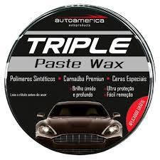 Autoamerica Cera Triple Paste Wax 100GR