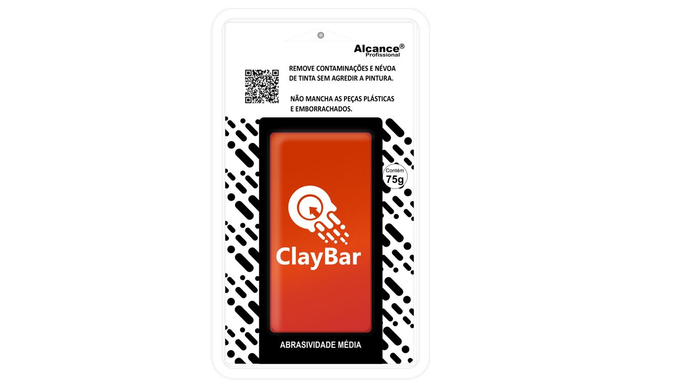 Barra Descontaminante Claybar Alcance 75GR