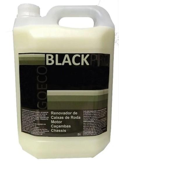 BlackPro - Restaurador de Caixa de Rodas 5L - Go Eco Wash