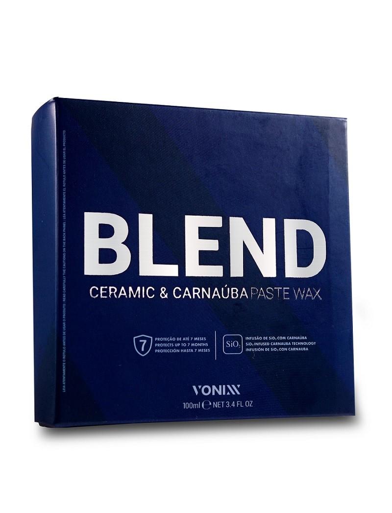 Blend Ceramic & Carnaúba Paste Wax Vonixx (100g)