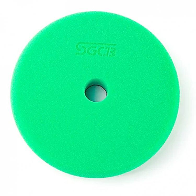 Boina de Espuma Corte Leve Verde SGCB 3