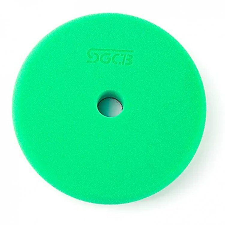 Boina de Espuma Corte Leve Verde SGCB 6