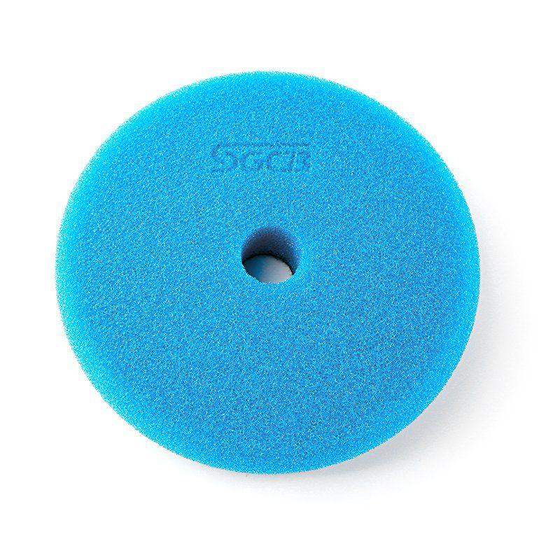 Boina de Espuma Corte Pesado Azul SGCB 6