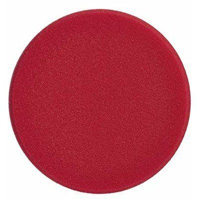 Boina de Espuma Premium Sonax Vermelha - Agressiva 6