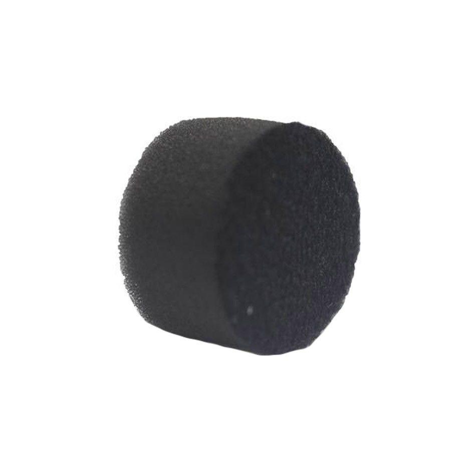 Boina de Espuma Preta Mills (Lustro) 32 mm (1,2