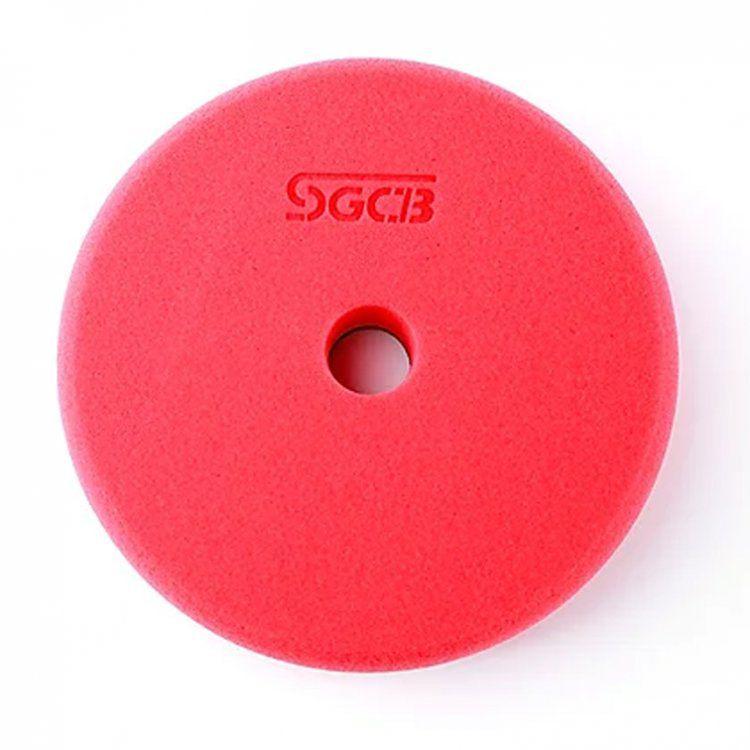 Boina de Espuma Super Lustro Vermelha SGCB 3