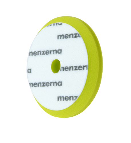 Boina Espuma Premium Lustro Verde Menzerna 150MM