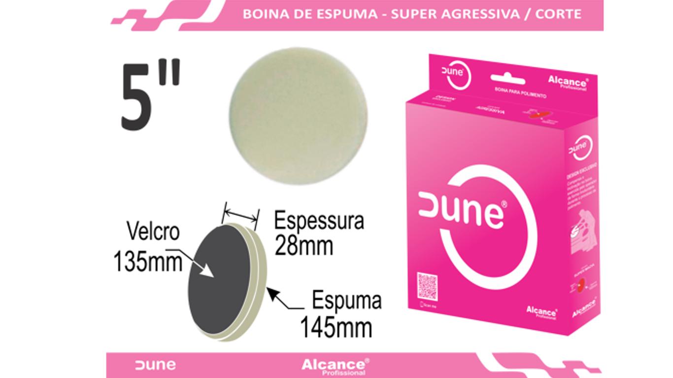 Boina Espuma Super Agressiva Dune 5