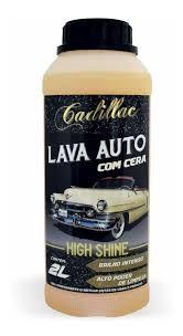 Cadillac Lava Auto com Cera High Shine 1:200 ( 2 Litros )